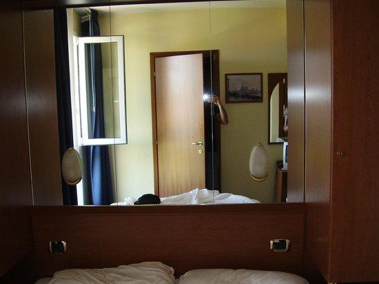 Palladio Hotel: camera