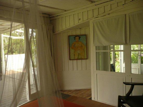 Kama-Loka: Detalle habitacion