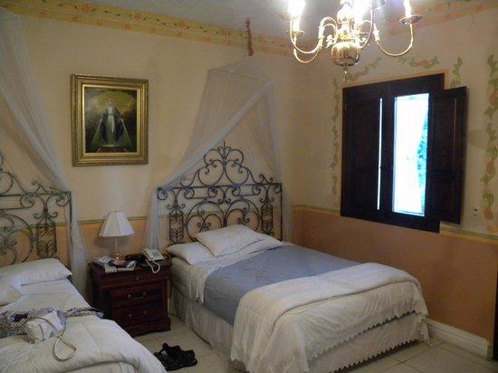 Hotel Casa Lucia: Room