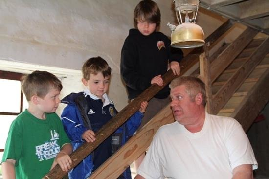 Orkney Aspects Tours: Barony Mill