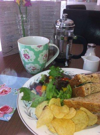 Cafe Delight: Delicious food!