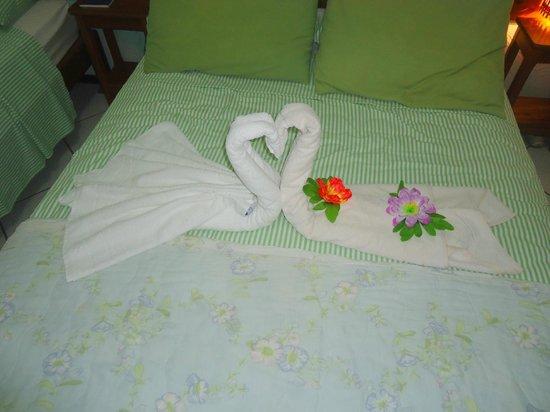 Pousada Mar Azul: Romantico!