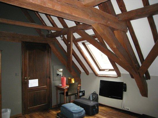 Hotel de Goezeput: Chambre