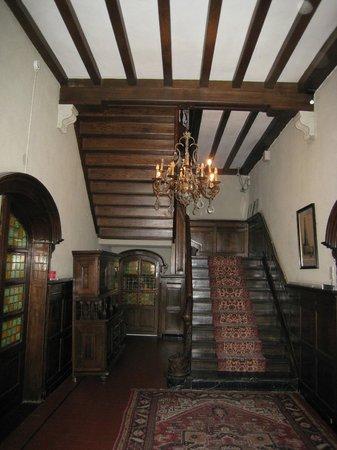 Hotel de Goezeput: Hall d'entrée