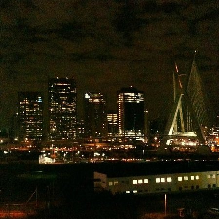 Novotel Sao Paulo Morumbi : Vista do restaurante do hotel