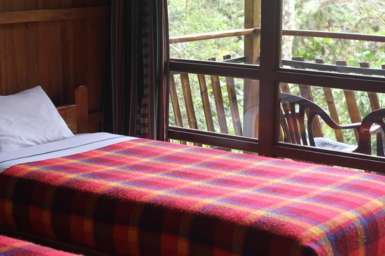 Copalinga: comfortable rooms