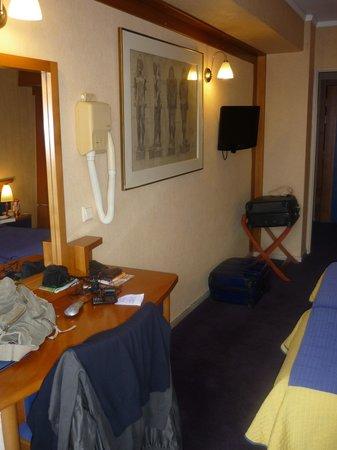 Stanley Hotel: la chambre