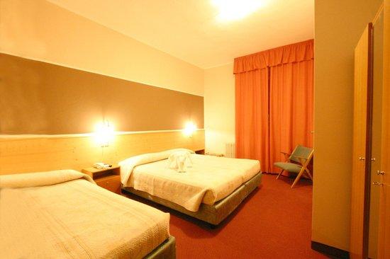 Hotel Aurora: Camera Tripla