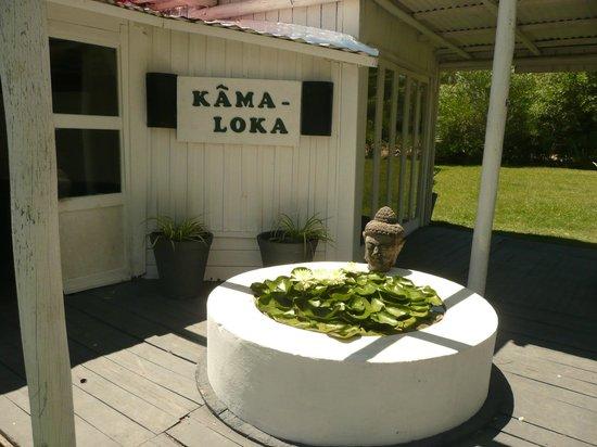 Kâma - Loka : Entrada