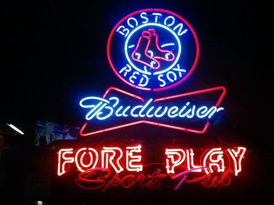 Fore Play Sports Pub: Fore Play