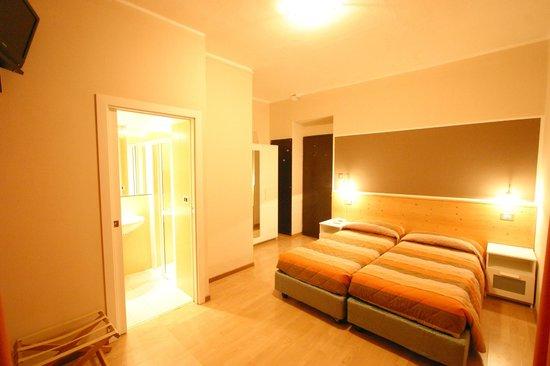 Hotel Aurora: Camera doppia