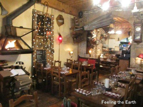 A la Traboule: 店の雰囲気