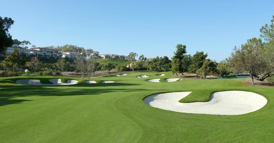 Champions Course Hole 4