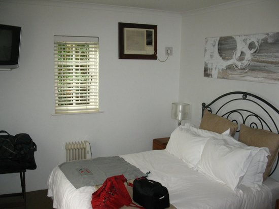 10 Woodlands Road B&B and Self-Catering: Schlafzimmer