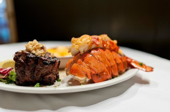Weston Station: Filet + Lobster