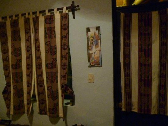 La Capilla Lodge: Las ventanas