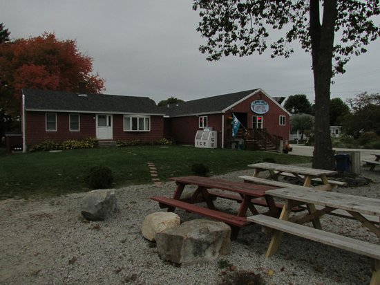Shore Road Restaurant & Market : Nice Picnic Area