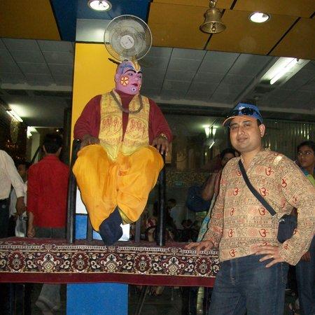 This is me at Chotiwala