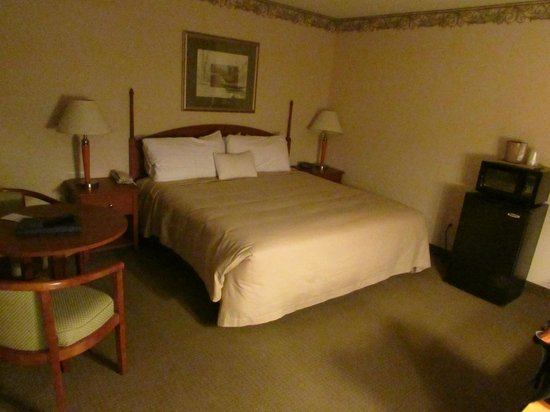 Flagship Inn: Comfortable Bed