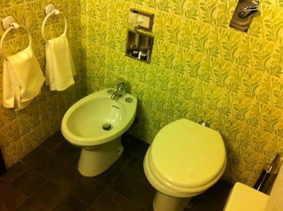 Hotel Astor : bagno