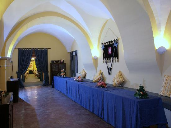 Al Castello Mio : La Sala delle Armi