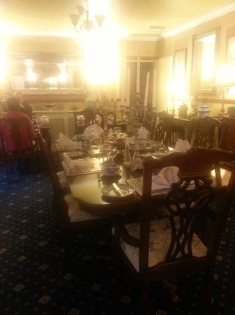Beaufort Guest House: Dining room