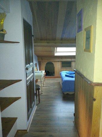 Le Chanelou: chambre