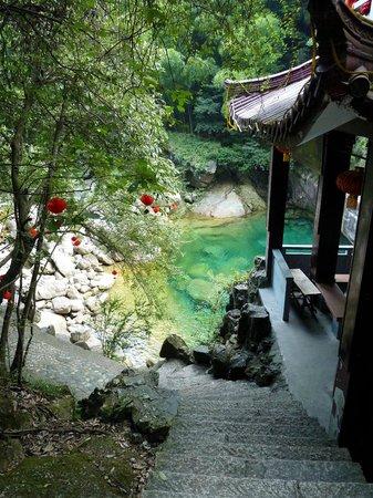 Emerald Valley : Emerald Pool