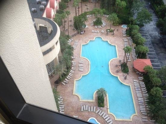 Rosen Centre Hotel: view of the pool