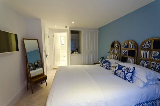 Trevose Harbour House: Bedroom