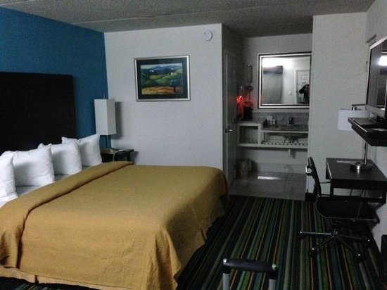 Quality Inn & Suites: New room
