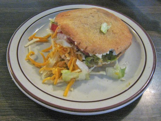 Nellie's Cafe: Gordita