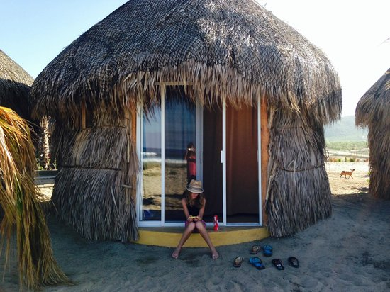 Mayan Village Resort: our cabana