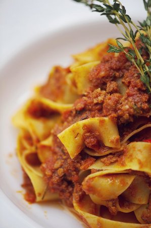 Cafe Il Nido: Bolognese