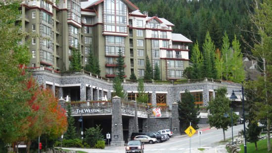 The Westin Resort & Spa, Whistler: Your Getaway Begins....