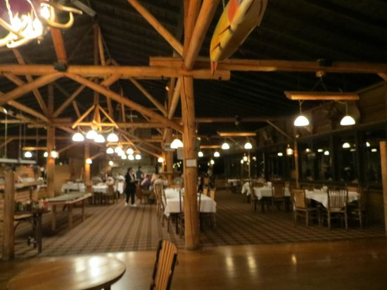 Grand Lake Lodge: Food in the lodge is very good