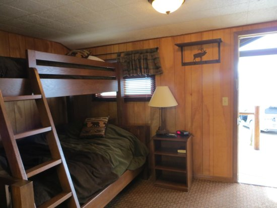 Grand Lake Lodge: Cabin room