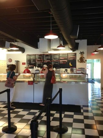 Strachan's Ice Cream and Desserts: An Inside View