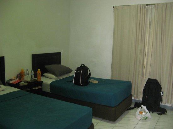 Hotel Anugerah Palace: dubbelrum