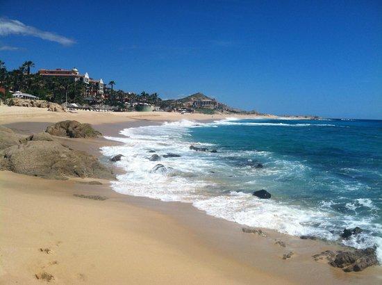Hacienda del Mar Los Cabos : From the beach