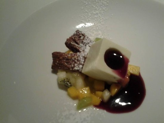 La Fenice : dessert