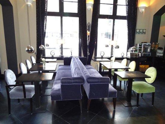 Hotel Sint Nicolaas: Breakfast1