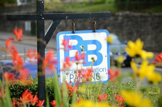 Parkville B&B: Garden