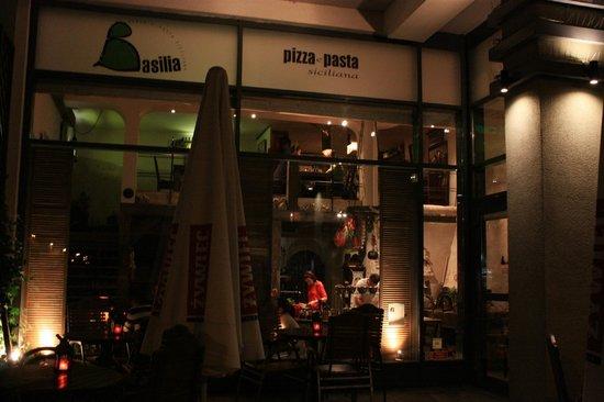 Restauracja Basilia