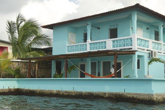 Hotelito Solidario Casa del Rayo Verde : Casa del Rayo Verde