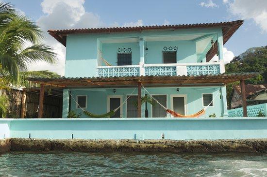Hotelito Solidario Casa del Rayo Verde : Exteriores / Exteriors