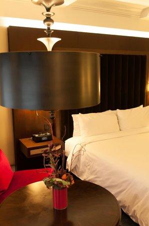 The Tuscany - A St Giles Signature Hotel: I liked the design