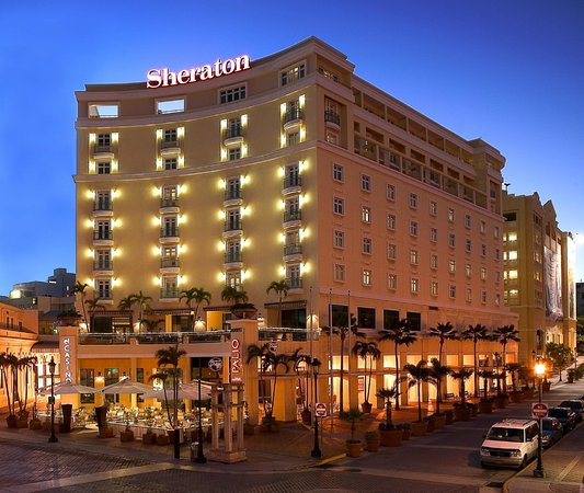 Sheraton Old San Juan Hotel & Casino Photo