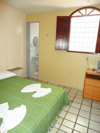 Hostel Boa Viagem : Quarto