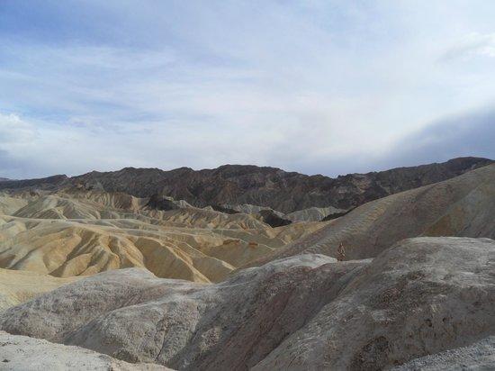 Mesquite Flat Sand Dunes: Mesquite Dunes in the Dath Valley